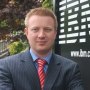 Bryan Hickson, Client Solutions Executive IBM Ireland