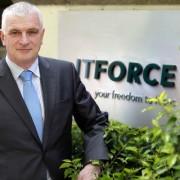 John Bergin, managing director, IT Force