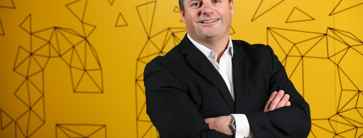 Alan Brown, business director, O2 Ireland