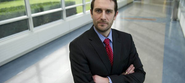 Davin Cody – Cloud Lead for Enterprise Servers, Storage & Networking (ESSN) – HP Ireland. Pic. Maura Hickey.