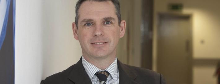 Mark Fagan, head of datacentres, BTIreland.