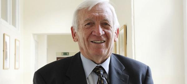 Professor Wallace Ewart, head of graduate business school at Griffith College, Dublin